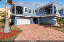 Photo of 152 Mediterranean Way, Indian Harbour Beach, FL 32937 (MLS # 828226)