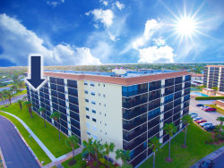 Photo of 520 Palm Springs Boulevard, Unit 502, Indian Harbour Beach, FL 32937 (MLS # 829210)