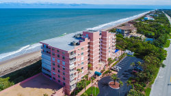 Photo of 5635 S Highway A1a, Unit 803, Melbourne Beach, FL 32951 (MLS # 829388)
