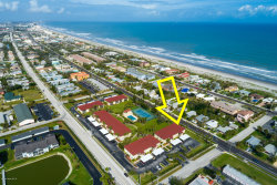 Photo of 211 S 6th Street, Unit 508, Cocoa Beach, FL 32931 (MLS # 829551)