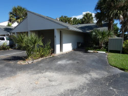 Photo of 100 Coral Way, Unit 1, Indialantic, FL 32903 (MLS # 829560)