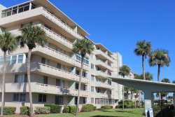 Photo of 2020 N Atlantic Avenue, Unit 104 N, Cocoa Beach, FL 32931 (MLS # 829717)