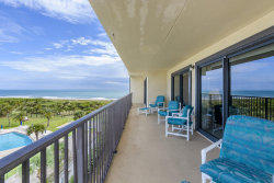 Photo of 3170 N Atlantic Avenue, Unit 614, Cocoa Beach, FL 32931 (MLS # 829913)