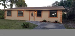 Photo of 851 Carlyle Avenue, Palm Bay, FL 32909 (MLS # 831538)