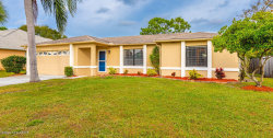 Photo of 731 Raleigh Road, Palm Bay, FL 32909 (MLS # 832179)