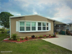 Photo of 1108 Navajo Drive, Barefoot Bay, FL 32976 (MLS # 832380)