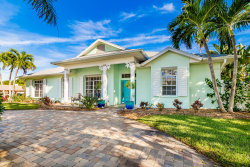 Photo of 413 Surf Road, Melbourne Beach, FL 32951 (MLS # 833789)