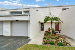 Photo of 800 Poinsetta Drive, Unit 3, Indian Harbour Beach, FL 32937 (MLS # 834159)