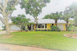 Photo of 508 Bay Circle, Indian Harbour Beach, FL 32937 (MLS # 834162)