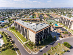Photo of 520 Palm Springs Boulevard, Unit 112, Indian Harbour Beach, FL 32937 (MLS # 834302)