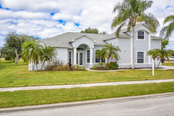 Photo of 3895 Savannahs Trail, Merritt Island, FL 32953 (MLS # 834515)