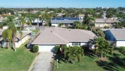 Photo of 410 Carriage Road, Satellite Beach, FL 32937 (MLS # 836355)