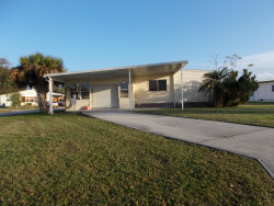 Photo of 808 Oriole Circle, Barefoot Bay, FL 32976 (MLS # 836933)
