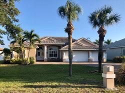Photo of 36 Indian Village Trail, Cocoa Beach, FL 32931 (MLS # 838775)