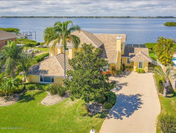 Photo of 460 Lanternback Island Drive, Satellite Beach, FL 32937 (MLS # 839132)