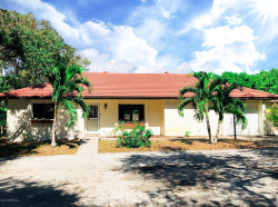 Photo of 8758 Palm Way, Cape Canaveral, FL 32920 (MLS # 839369)