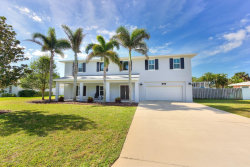 Photo of 405 Hibiscus Trl, Melbourne Beach, FL 32951 (MLS # 839404)