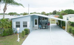 Photo of 1021 Sebastian Road, Barefoot Bay, FL 32976 (MLS # 839437)