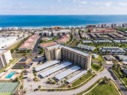 Photo of 500 Palm Springs Boulevard, Unit 209, Indian Harbour Beach, FL 32937 (MLS # 839640)