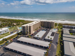 Photo of 3170 N Atlantic Avenue, Unit 410, Cocoa Beach, FL 32931 (MLS # 839765)