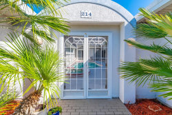 Photo of 214 Glengarry Avenue, Melbourne Beach, FL 32951 (MLS # 840079)