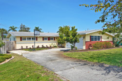 Photo of 214 Timpoochee Drive, Indian Harbour Beach, FL 32937 (MLS # 841764)