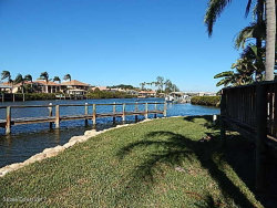 Photo of 711 Tradewinds Drive, Unit 711, Indian Harbour Beach, FL 32937 (MLS # 842569)