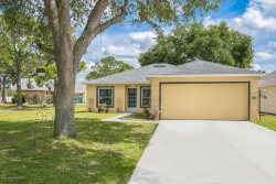 Photo of 4784 White Heron Drive, Melbourne, FL 32934 (MLS # 843481)