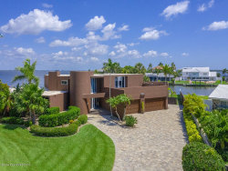 Photo of 84 Country Club Road, Cocoa Beach, FL 32931 (MLS # 845483)