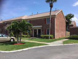 Photo of 933 N Colonial Court, Unit 36, Indian Harbour Beach, FL 32937 (MLS # 845650)