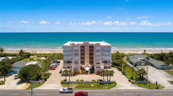 Photo of 1177 N Highway A1a, Unit 402, Indialantic, FL 32903 (MLS # 846169)