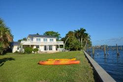Photo of 395 Richards Road, Melbourne Beach, FL 32951 (MLS # 846723)