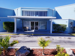 Photo of 55 Sea Park Boulevard, Unit 109, Satellite Beach, FL 32937 (MLS # 847304)