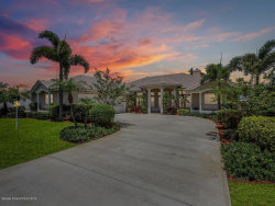Photo of 353 Lanternback Island Drive, Satellite Beach, FL 32937 (MLS # 847416)