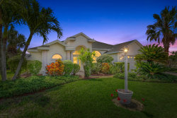 Photo of 1 Indian Harbour Court, Indian Harbour Beach, FL 32937 (MLS # 847915)