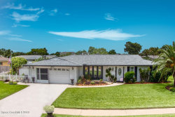 Photo of 210 Bonnie Court, Satellite Beach, FL 32937 (MLS # 848011)