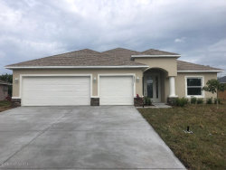 Photo of 860 Hawk's Ridge Court, Palm Bay, FL 32905 (MLS # 848787)