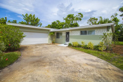 Photo of 1127 Pinetree Drive, Indian Harbour Beach, FL 32937 (MLS # 850711)
