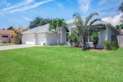 Photo of 2468 Long Sandy Circle, Merritt Island, FL 32952 (MLS # 851093)
