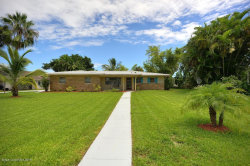 Photo of 274 Beverly Court, Melbourne Beach, FL 32951 (MLS # 852702)
