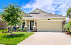 Photo of 3863 Radley Drive, West Melbourne, FL 32904 (MLS # 853356)