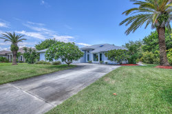 Photo of 334 Woody Circle, Melbourne Beach, FL 32951 (MLS # 855477)