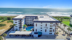 Photo of 4600 Ocean Beach Boulevard, Unit 108, Cocoa Beach, FL 32931 (MLS # 857316)