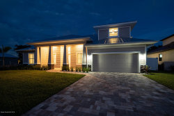 Photo of 125 Enclave Avenue, Indian Harbour Beach, FL 32937 (MLS # 857949)
