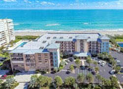 Photo of 755 N Highway A1a, Unit 401, Indialantic, FL 32903 (MLS # 857983)