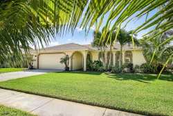 Photo of 401 E Amherst Circle, Satellite Beach, FL 32937 (MLS # 858038)