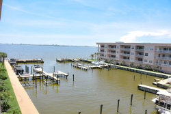 Photo of 540 S Banana River Drive, Unit 301, Merritt Island, FL 32952 (MLS # 858045)