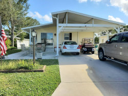 Photo of 823 Tamarind Circle, Barefoot Bay, FL 32976 (MLS # 858218)