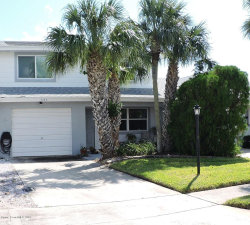 Photo of 605 N Desoto Lane, Indian Harbour Beach, FL 32937 (MLS # 858232)