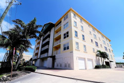 Photo of 3409 S Atlantic Avenue, Unit 203, Cocoa Beach, FL 32931 (MLS # 858432)